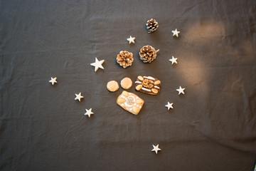 Kekse und Adventsgebäck