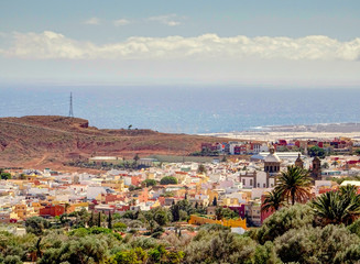 Wall Mural - Aguimes, Gran Canaria, Spain