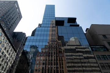 New york 5th avenue sckyscrapers