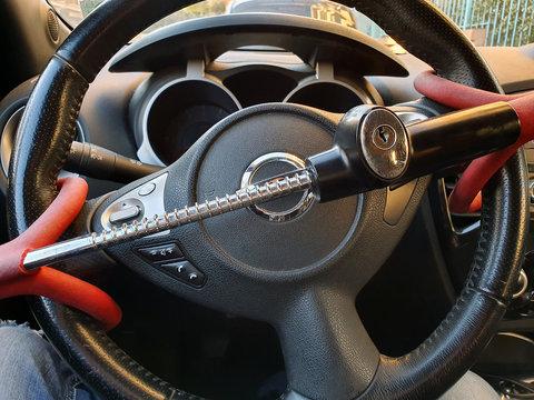Anti-Theft Car Steering Wheel Lock Security
