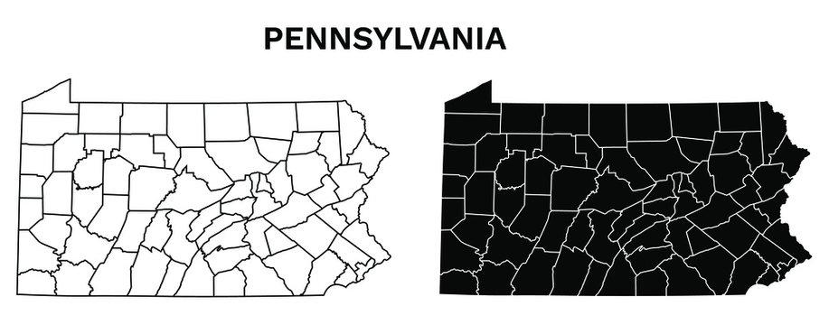 abstract, administrative, america, area, atlas, black, blank, border, boundaries, cartography, cities, contour, counties, county, delaware, design, editable, empty, federal, geography, globe, illustra