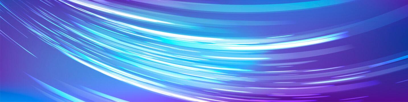 背景素材 青 アブストラクト インターネットやサイバー空間のイメージ