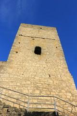 Wohnturm der Kugelsburg in Volkmarsen