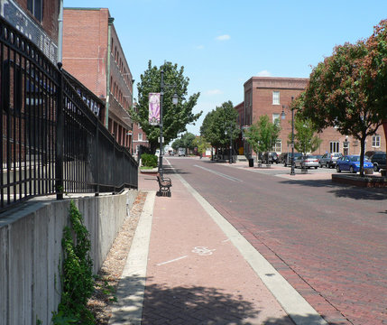 Street Scene, Wichita, Kansas