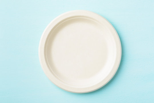 Biodegradable plate, Compostable plate or Eco friendly disposable plate