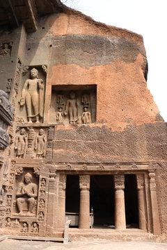 Ajanta world heritage sites , Aurangabad, India
