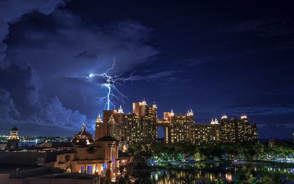 Atlantis Bahamas at Hurrican Season