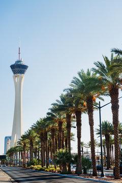 Las Vegas boulevard, Las Vegas, Nevada
