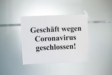 Symbolbild Corona-Virus