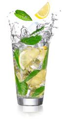lemonade with splash