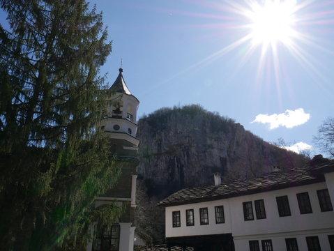 Monastère bulgare