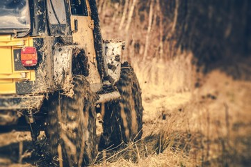 Extreme Off Road Adventure Wall mural