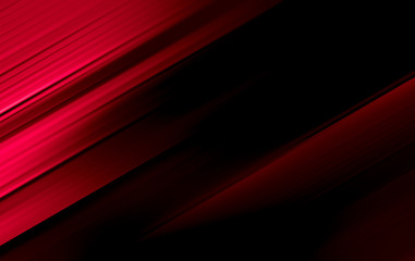 abstract red and black are light pattern with the gradient is the with floor wall metal texture soft tech diagonal background black dark sleek clean modern. Fototapete