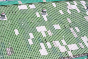 Green Roof Surface