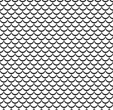 Waves lines design elements pattern chinese style