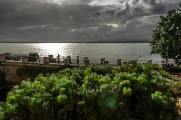 siracusa-sicilia Fototapete