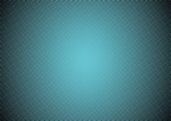 Abstract blue background. Pop art background. Halftone background with polka dot.