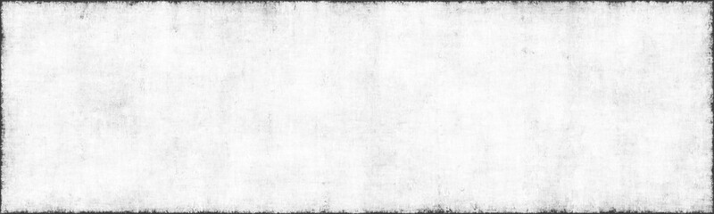 Fotobehang - Light gray monochrome background with dark edge.Old wall texture.