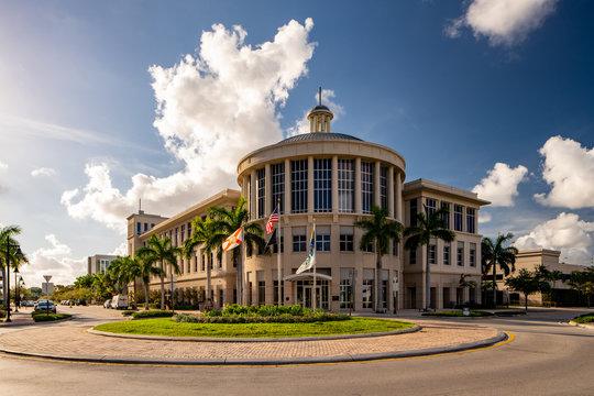 Doral City Hall Miami FL USA