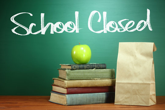 School Closure Theme Based on Quarantine Safety Measures