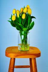Foto auf Acrylglas Tulpen Tulpen