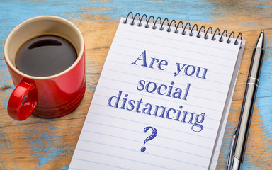 Papiers peints Pays d Asie Are you social distancing?