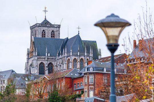 """Church """"Unité Pastorale Saint Martin"""" in Liège (Belgium)"""
