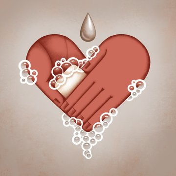 Show You Care: Wash Your Hands