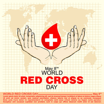 World Red Cross Day, Poster and Banner