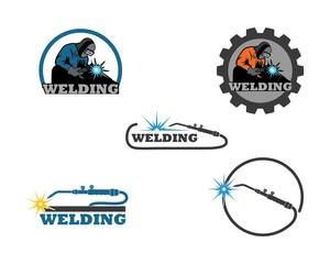 welding icon vetor illustration design