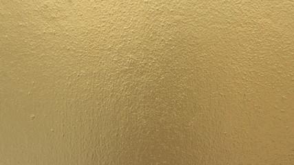 Golden plaster