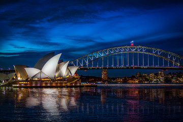 Wall Mural - Sydney Ultimate Skyline
