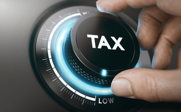 Tax reduction services. Lowering Taxable Income.