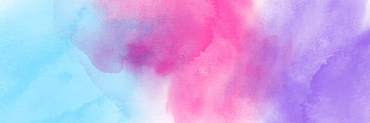 Abstract minimal pastel watercolor for background
