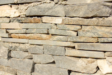 background of old stone wall, old stone wallpaper