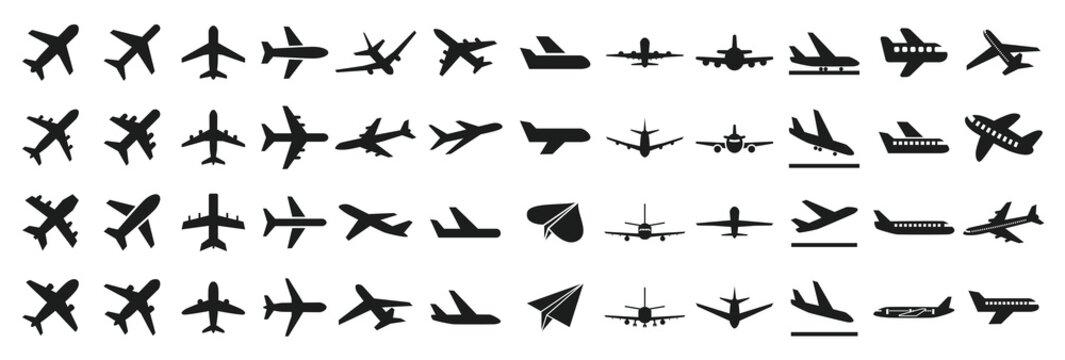 飛行機 アイコン