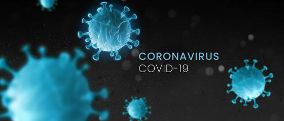 Epidemie 2019-nCoV. Neuartiges Coronavirus (2019-nCoV).  Virus Covid 19-NCP. nCoV wird ein einzelsträngiges RNA-Virus bezeichnet.
