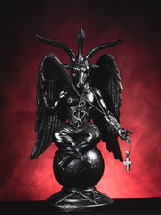 Baphomet / Satan Background
