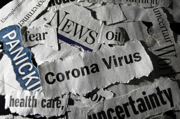 Conona Virus news headlines
