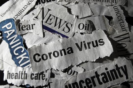 Conona Virus news headlines