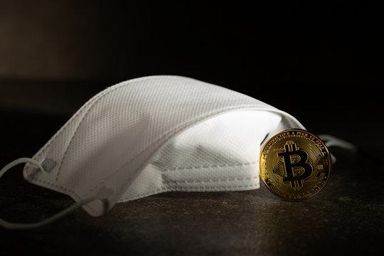 Medical Mask and Bitcoin