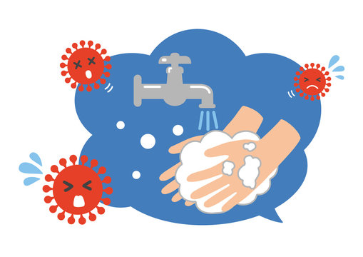 ウイルス 感染症 予防 手洗い