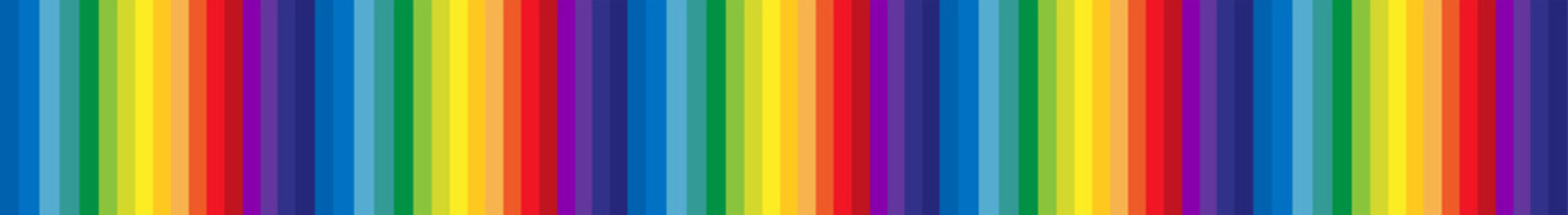 abstract background with lines, rainbow