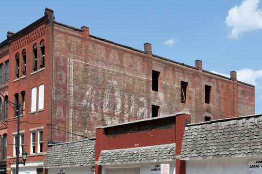 Brownstone Architektur, USA