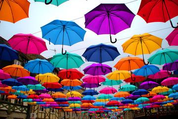parapluie Fototapete