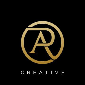 ap logo abstract symbol