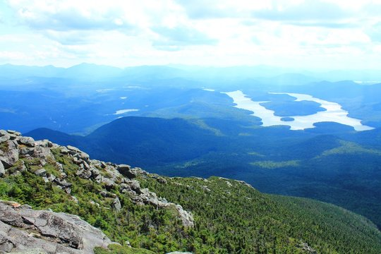Whiteface Mountain Lake Placid