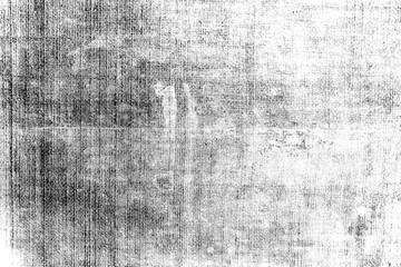 Aluminium Prints Fabric Distressed overlay texture of weaving fabric. grunge background