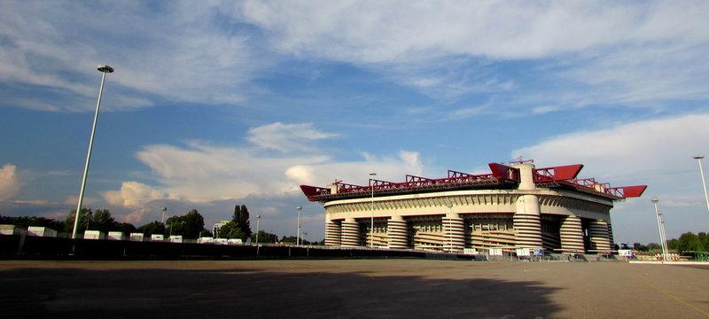Stadio San Siro si Milano