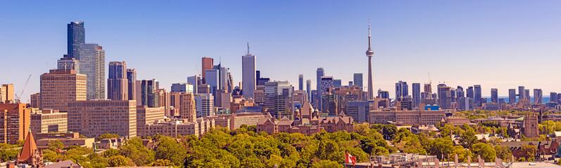 Wall Murals Toronto Toronto city skyline, Canada